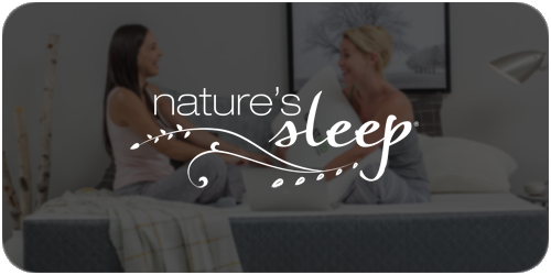 Nature's Sleep Memory Foam Mattresses
